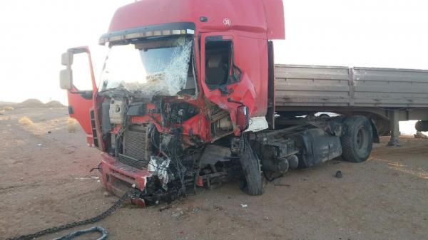 دو کشته و سه مصدوم در حادثه رانندگی