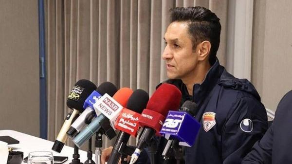 خبرنگاران مربی تیم فولاد خوزستان: نیمکت تیم پیکان حواشی زیادی دارد
