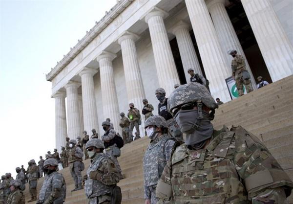 رئیس پلیس کنگره آمریکا: حامیان ترامپ قصد منفجر کردن ساختمان کنگره را دارند