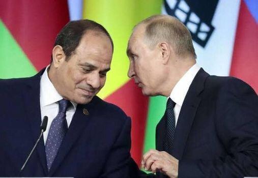 ازسرگیری پروازها میان مصر و روسیه
