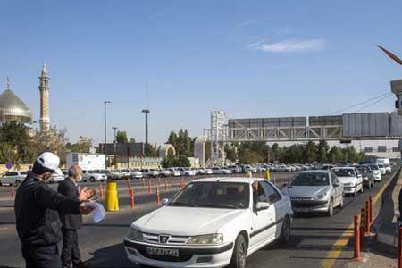 ممنوعیت تردد بین استانی در کشور از 21 اردیبهشت ، فعالیت مشاغل 1 و 2 در شهرهای قرمز و نارنجی