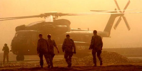 شروع خروج نیروهای ناتو از افغانستان