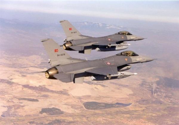 عملیات مشترک نیروهای امنیتی و نظامی ترکیه در شمال عراق