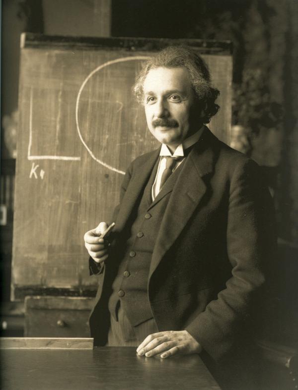 اینشتین؛ نابغه ای که رفتار پرندگان را هم پیش بینی نموده بود