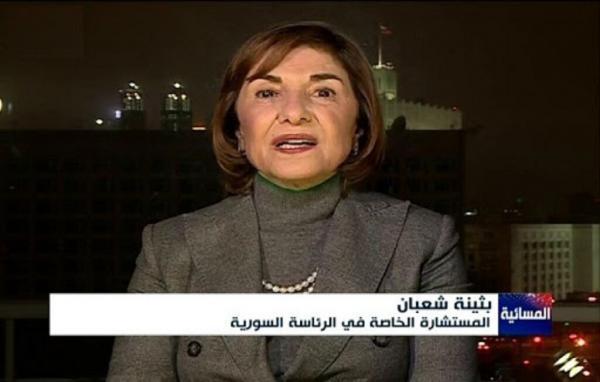 مشاور بشار اسد: نهادهای اطلاعاتی غربی عامل همه مسائل سوری ها هستند
