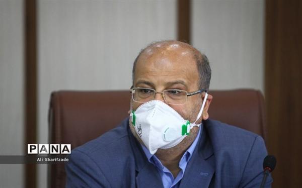 عبور تعداد مبتلایان جدید از مرز 1800 تن در روزهای تراژیک کرونایی تهران