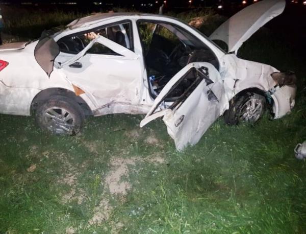 خبرنگاران حادثه رانندگی در جاده آبادان - ماهشهر چهار مصدوم بر جا گذاشت