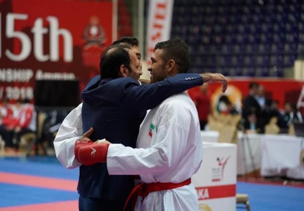 هروی: کاراته دنیا یک مدال المپیک به کاپیتان پورشیب بدهکار است، گنج زاده باید نقش دو قهرمان را در کالبد یک نفر ایفا کند