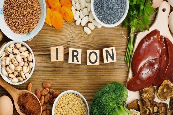 9 گزینه غذایی سالم که منابع غنی از آهن هستند!
