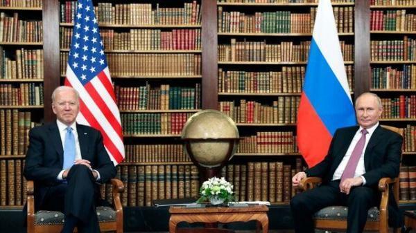 بیانیه مشترک روسای جمهوری روسیه و آمریکا