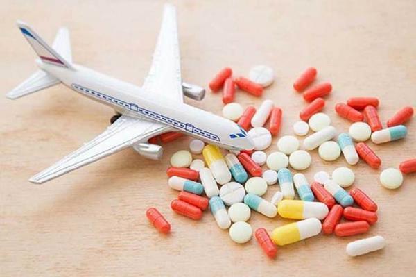 قبل از پرواز این داروها را نخورید
