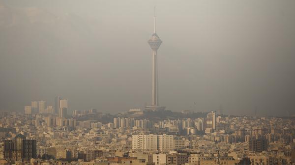 موج تازه آلودگی هوا در 7 کلانشهر ایران