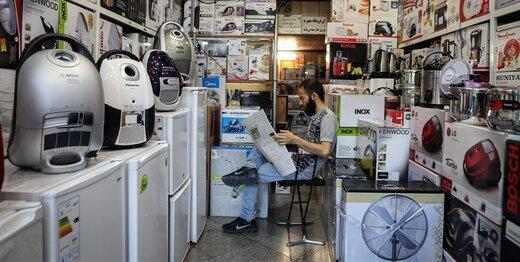 منع فروشندگان از عرضه لوازم خانگی قاچاق