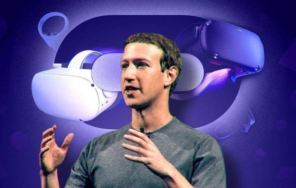 مارک زاگربرگ آینده دنیا را به جای فضا در واقعیت مجازی می بیند