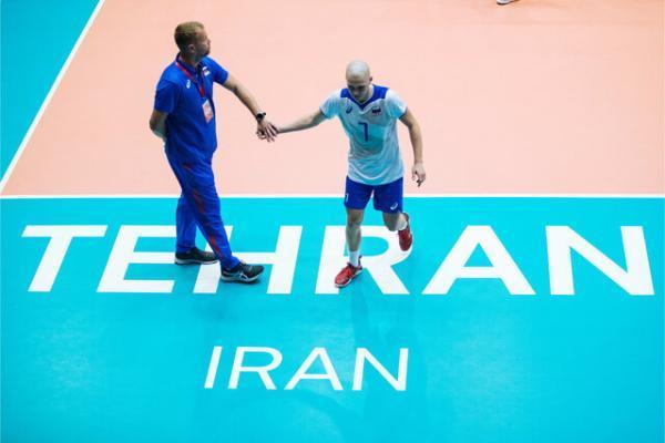 پیروزی قاطع ایران برابر نیجریه در والیبال قهرمانی نوجوانان دنیا