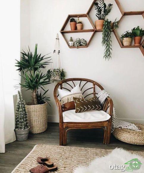 16 ایده کمکی برای تزئین اتاق خواب