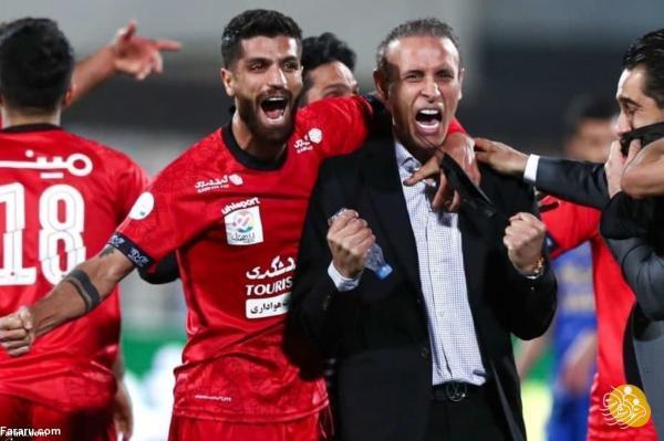 گل محمدی: هر بازیکنی آرزو دارد در پرسپولیس بازی کند