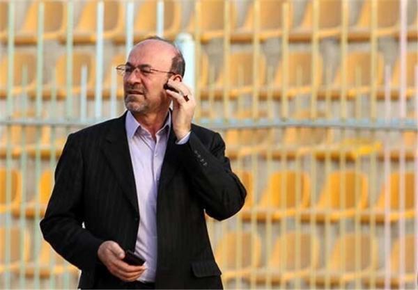 نظری: مربیانی که قرار بود بیایند، علیه نفت مسجدسلیمان شیطنت می نمایند، با بازیکنان خارجی قرارداد ریالی می بندیم
